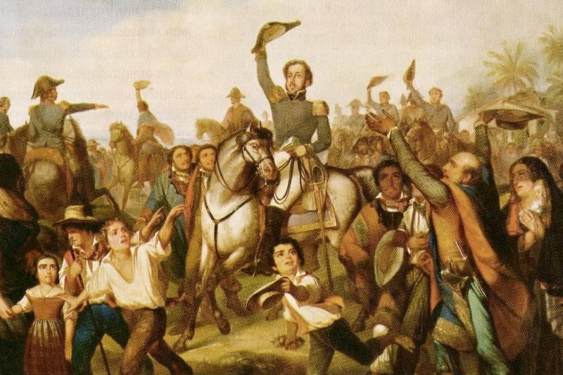 Как Бразилия обрела независимость