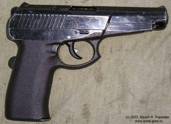 Новый пистолет семейства «Вектор» прошел предварительные испытания