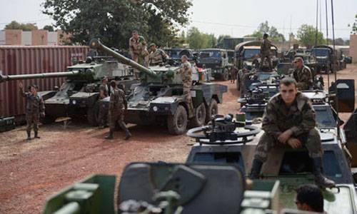 Франция отправляет в Ирак артиллерийские расчёты