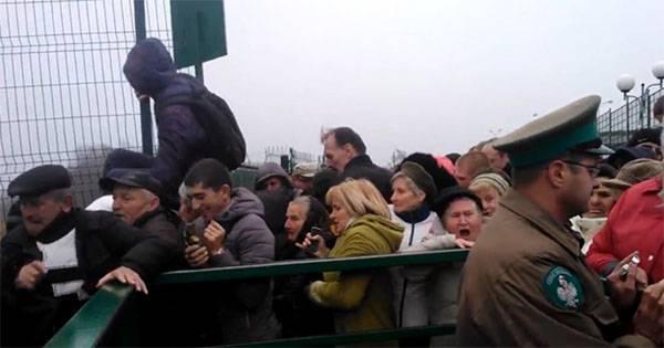 Польша сосчитала въехавших в страну украинцев