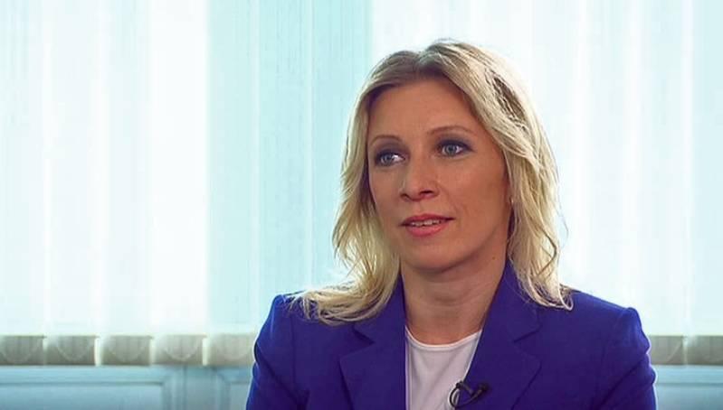 Захарова: заявления о вмешательстве Москвы в процесс выборов в США являются признаком бессилия