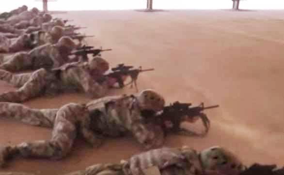 Китайские спецназовцы пройдут подготовку в антитеррористическом центре на территории Чечни
