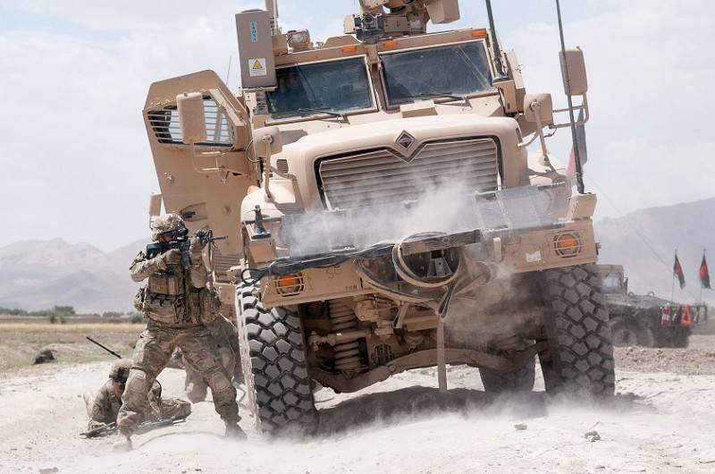 Генерал Роберт Скейлз о высокой цене, которую платит американская пехота