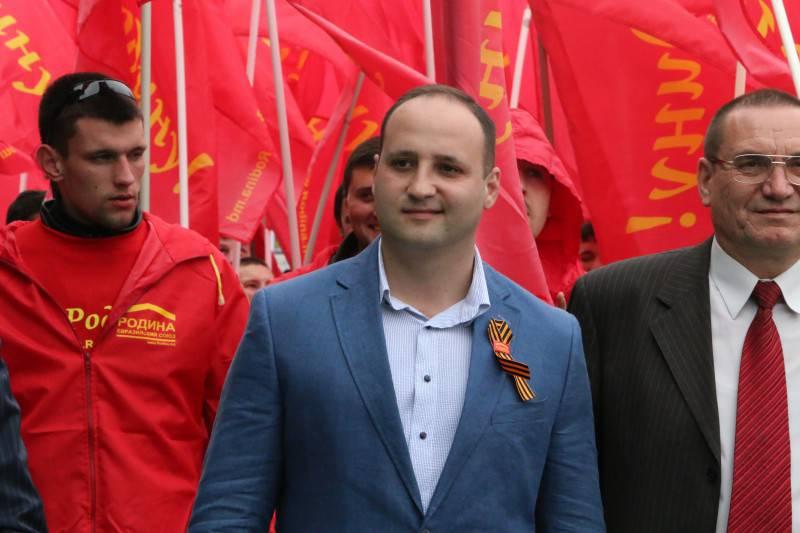 Придёт ли «ветер перемен» в Молдавию?