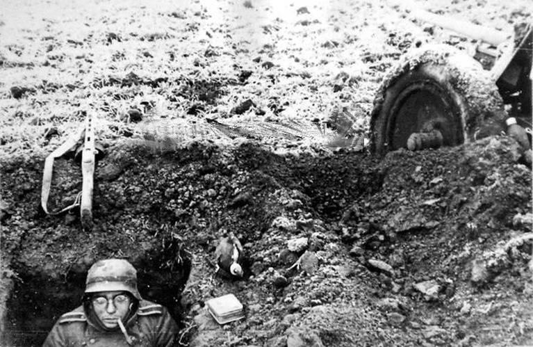 Немецкое военное преступление в Дудкино: предыстория