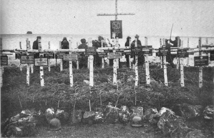 Немецкое военное преступление в Дудкино