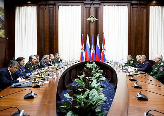 МО Аргентины: Буэнос-Айрес заинтересован в приобретении российских вооружений