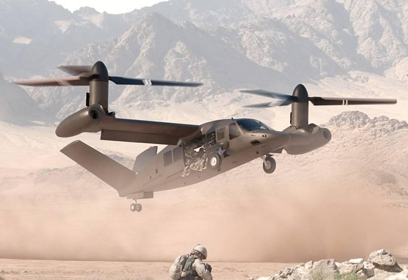 Конвертопланы и толкающие винты: гибридные вертолеты будущего