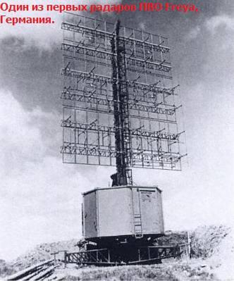 Из истории радиолокации и радиоэлектронной войны