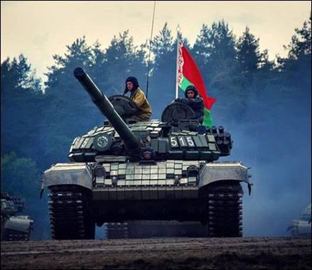 Модернизация армии Беларуси, как ответ на милитаризацию восточного фланга НАТО