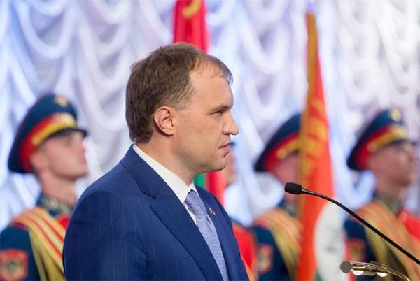 Указ президента ПМР о реализации итогов референдума 2006 года о вхождении в состав РФ