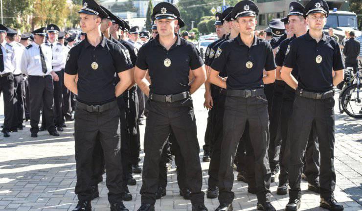 """США помогут открыть Украине """"полицейскую академию"""""""