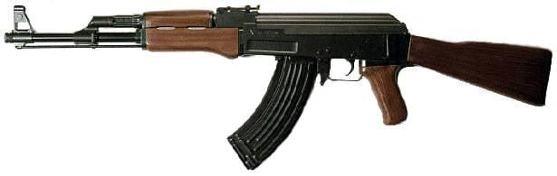Русское оружие. Пять образцов технического чуда