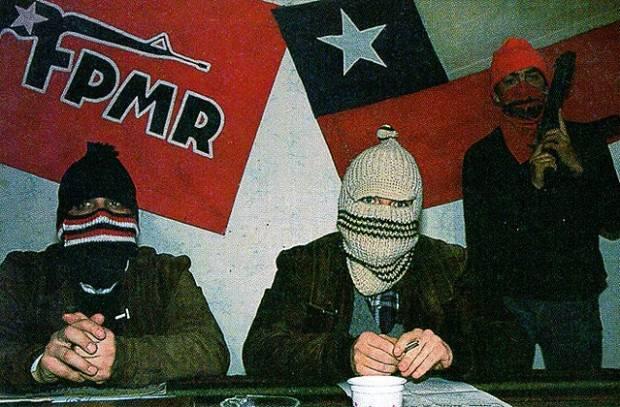 Чилийская герилья. Как коммунисты воевали против Пиночета