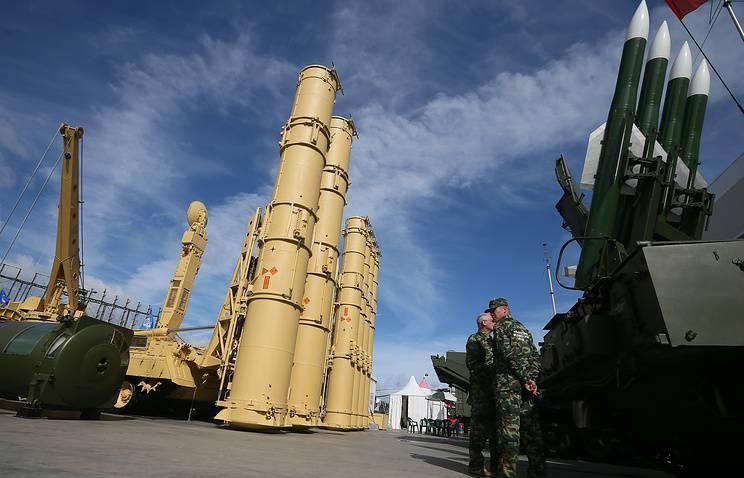 С-300В4 получит гиперзвуковые ракеты трёх типов