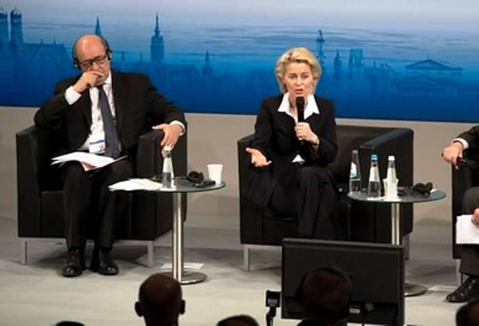 Германия и Франция предложат «перезапустить» оборонную политику ЕС