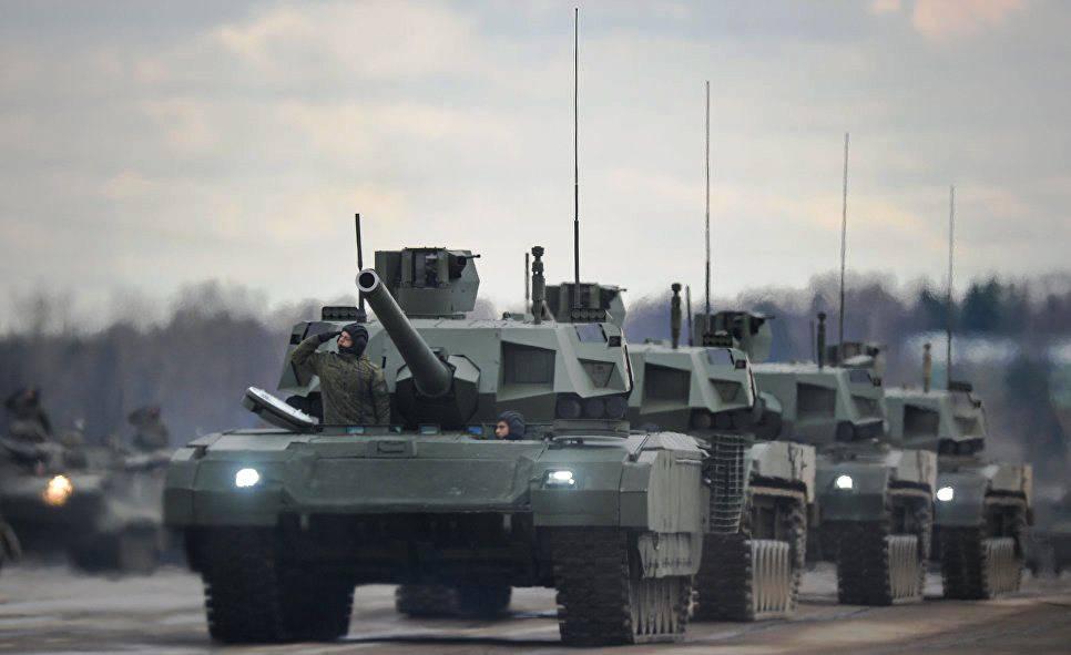 Топ-5 самых мощных российских вооружений будущего поверсии The National Interest