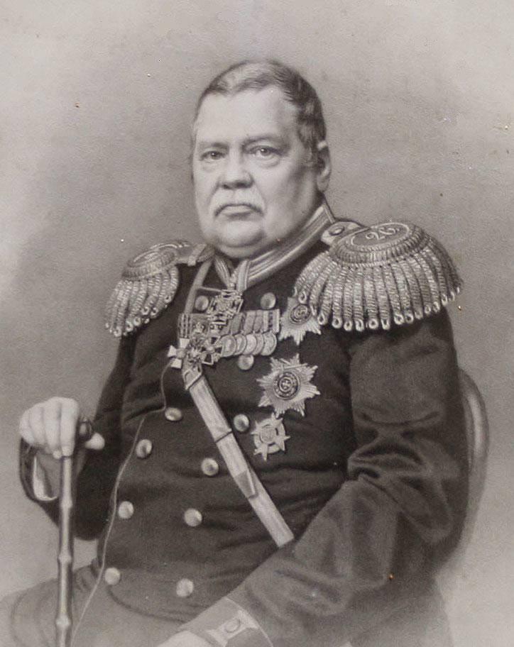 Михаил Николаевич Муравьёв — видный государственный деятель XIX века