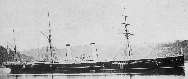 Бой в Желтом море 28 июля 1904 г. Часть 1: Вильгельм Карлович Витгефт и Хэйхатиро Того