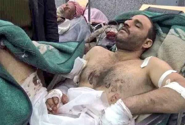 """Саудовская авиация в Йемене """"перепутала"""" буровые установки с ракетами"""