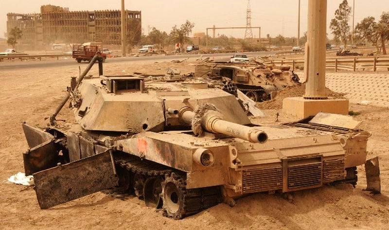 BI рассказал об «ахиллесовой пяте» американских танков