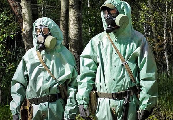 Аэрозольные завесы против высокоточного оружия