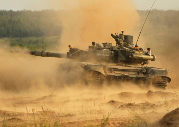 В ЦВО формируется танковая дивизия