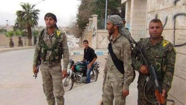 К режиму перемирия в Сирии подключились сирийские курды