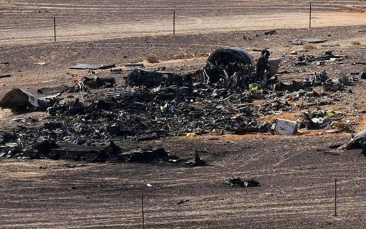 Российские эксперты установили схему закладки взрывного устройства на борту авиалайнера в Шарм-аль-Шейхе