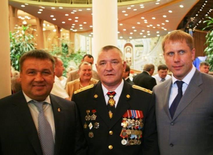 В ДТП погиб бывший командир группы «Альфа» Юрий Торшин