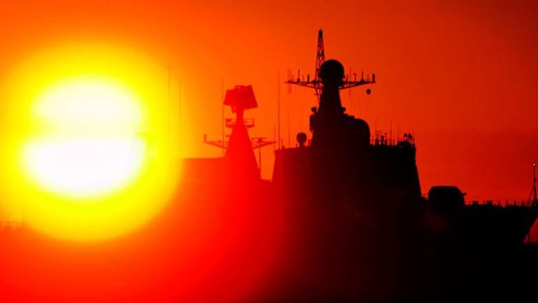 Новейшие российские корабли получат световое оружие