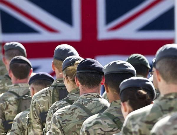 """Лондон: """"Вмешательство в конфликт в Ливии не было продуманным"""""""