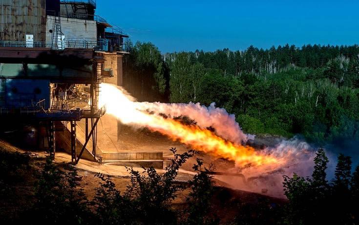 СМИ: Огневые испытания двигателя ракеты «Сармат» успешно завершены