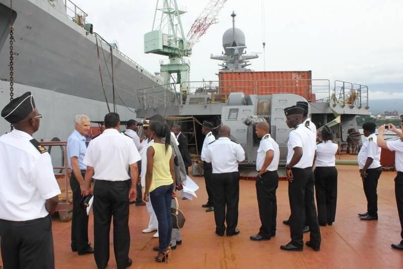 На страже африканской нефти. Экваториальная Гвинея укрепляет флот и готовит военных моряков в России