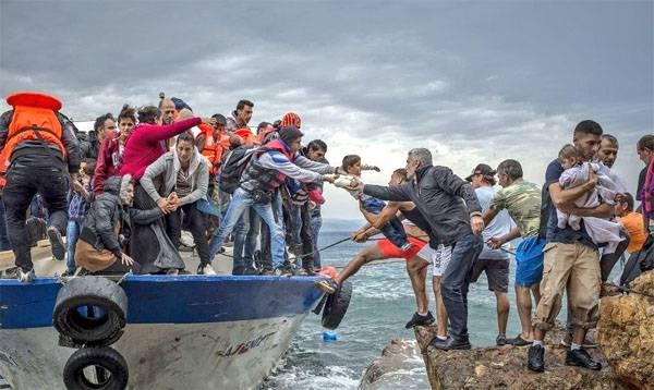 С октября в ЕС начнёт действовать общая Европейская служба пограничной и береговой охраны
