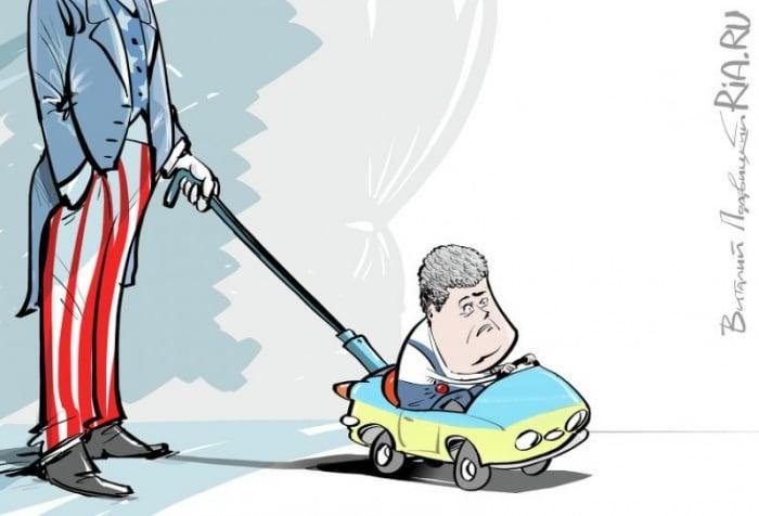 Безрадостные перспективы  Украины: американцы из Киева не уйдут