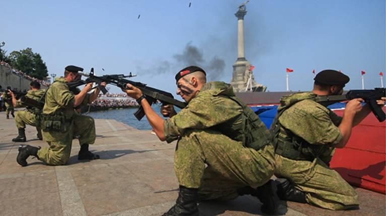 СМИ: в Крыму создана дивизия для борьбы с диверсантами