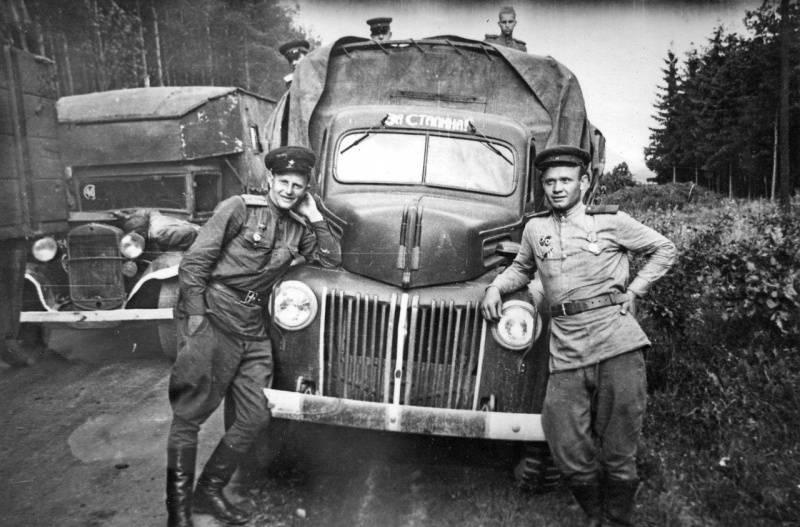 Малоизвестные страницы военных автоперевозок «персидским коридором»