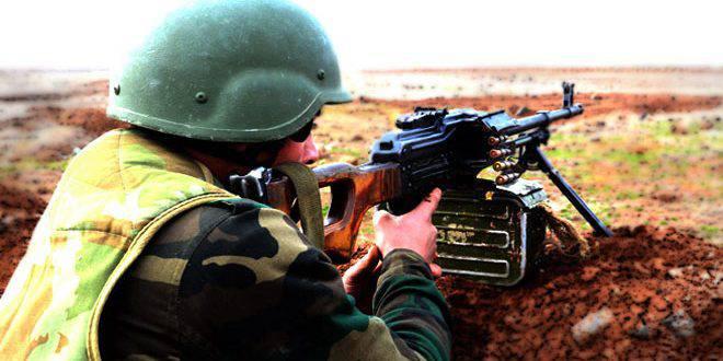 """""""Перемирие"""" продолжается... Интенсивные бои в провинции Хама"""