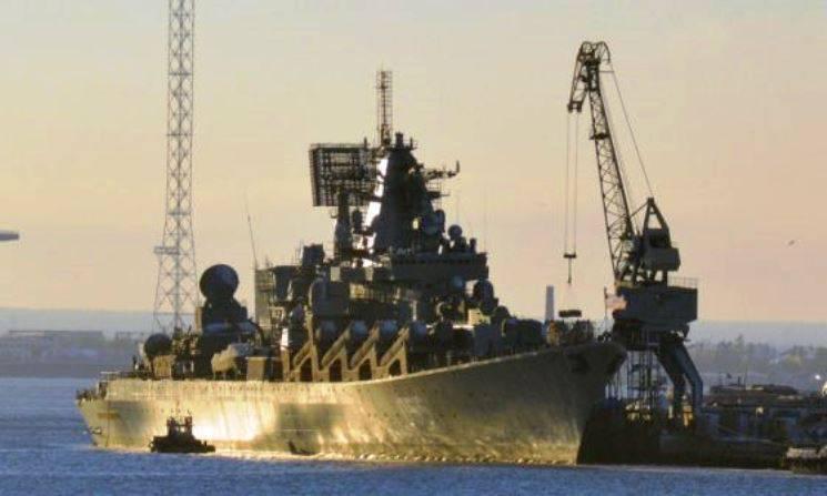 «Маршал Устинов» выйдет в море на испытания в конце октября