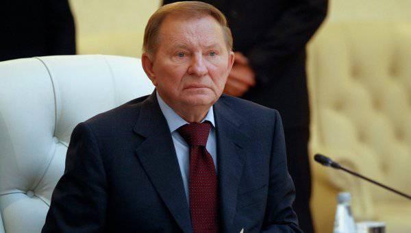 Кучма возложил вину за невыполнение Минских соглашений на Берлин и Париж