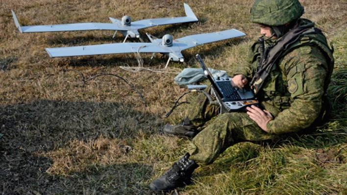 В РФ прошли испытания БЛА с искусственным интеллектом