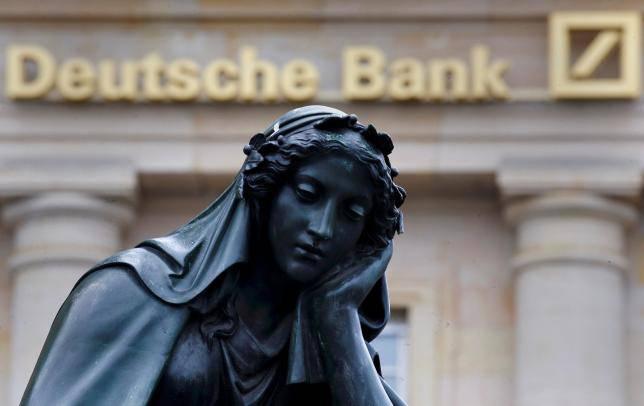 Минфин США готов уничтожить крупнейший банк Германии