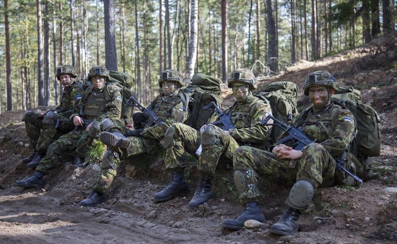 Прибалты не хотят единой армии ЕС