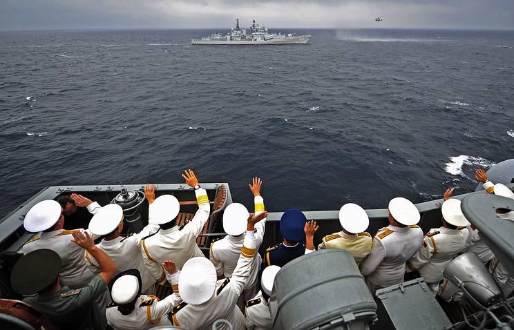 Чем вооружен флот Китая