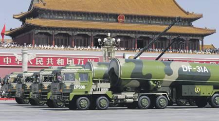 Китай надежно прикрыт стратегическим щитом