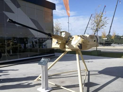 30-мм дистанционно управляемый боевой модуль от ЦНИИ «Буревестник»