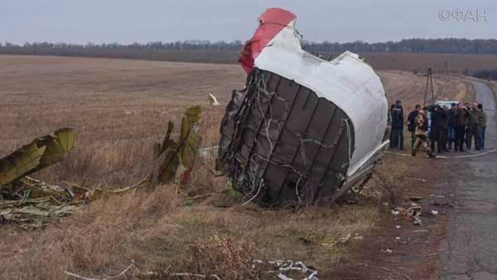 Киев лепит из пластилина: эксперты доказали непричастность РФ к гибели Boeing