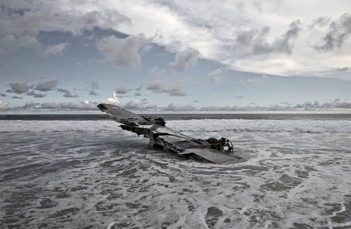 Французы обнаружили следы тротила на обломках самолёта EgyptAir