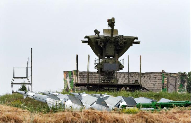Современное состояние ПВО стран - бывших советских союзных республик. Часть 3-я